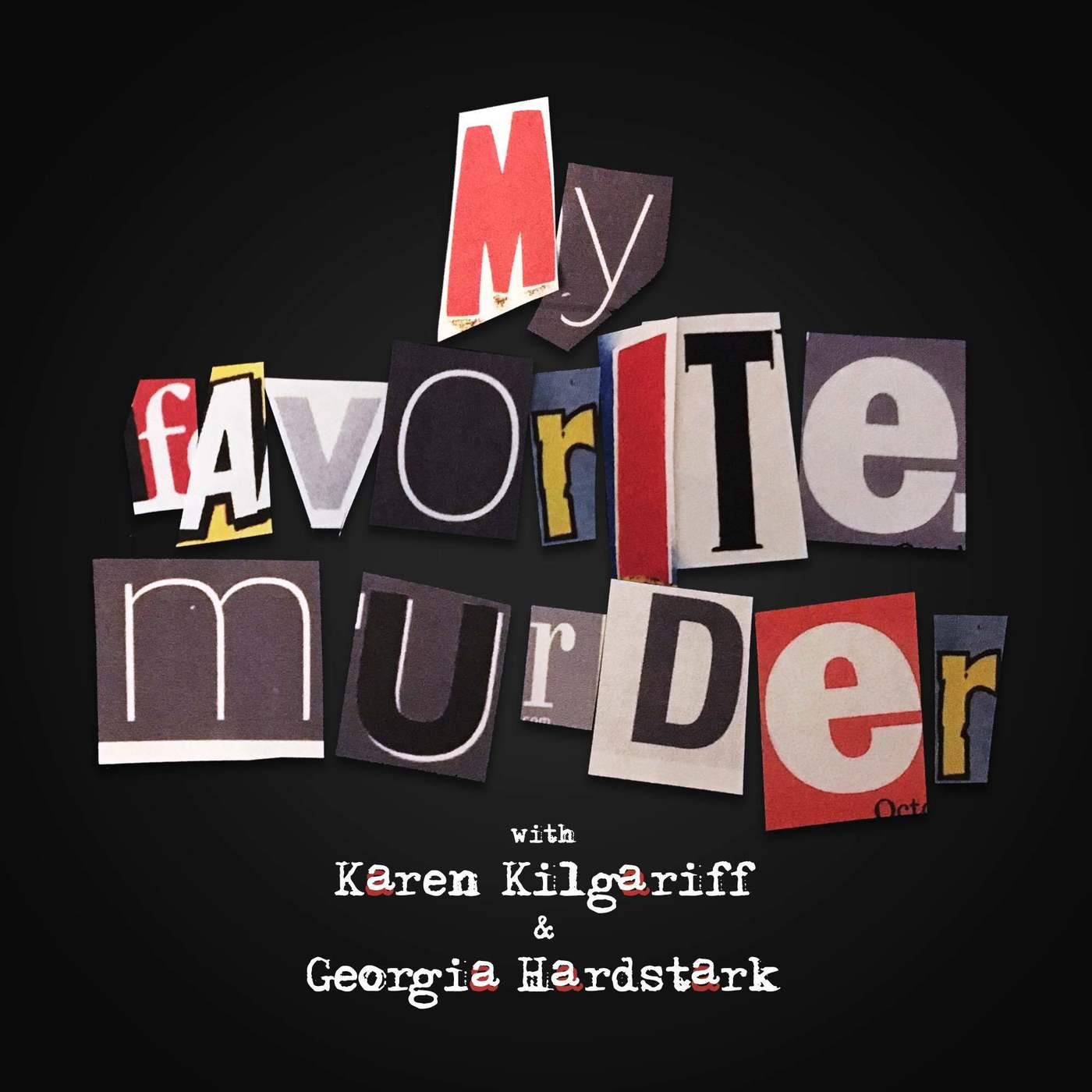 Image result for my favourite murder podcast itunes