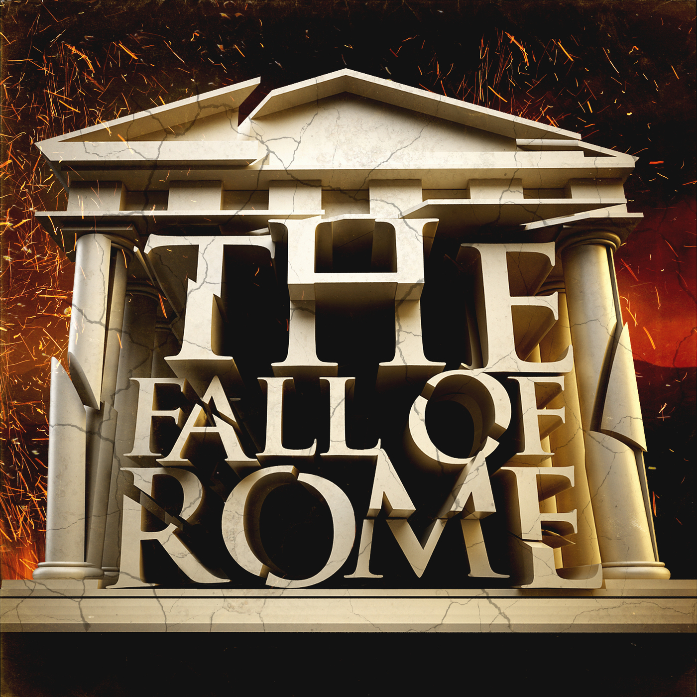 Image result for fall of rome
