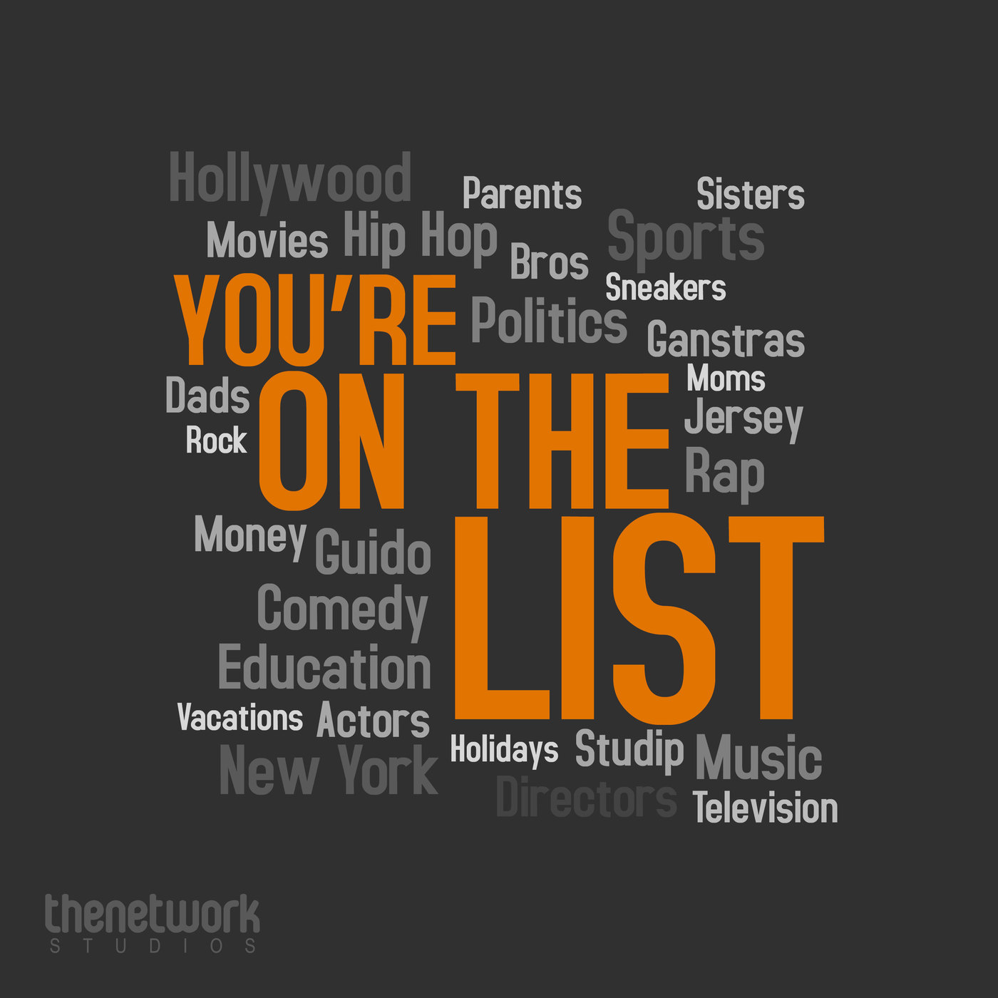 You're On The List