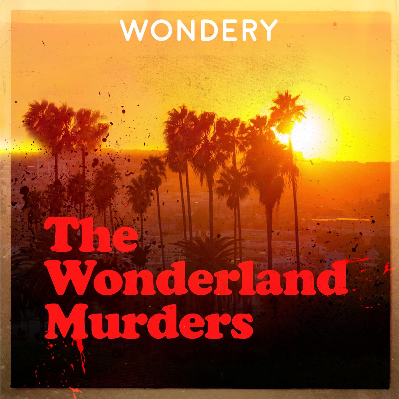 Introducing The Wonderland Murders