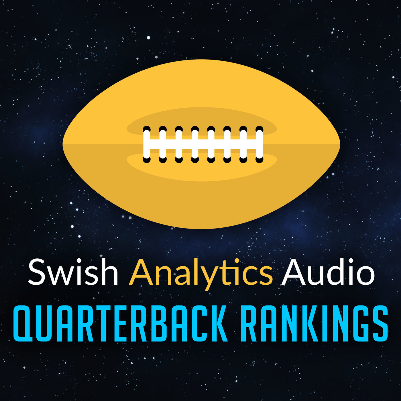 Swish Analytics Audio Fantasy Football Ranks Podcast: Quarterbacks