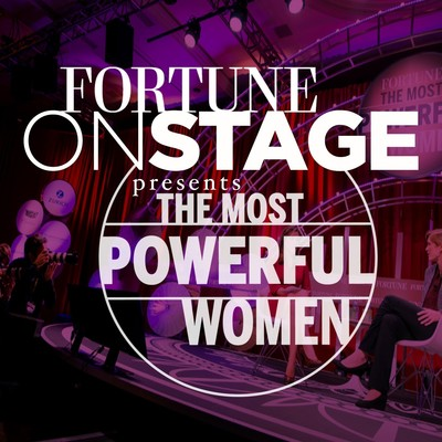 Image result for fortune onstage presents the most powerful women