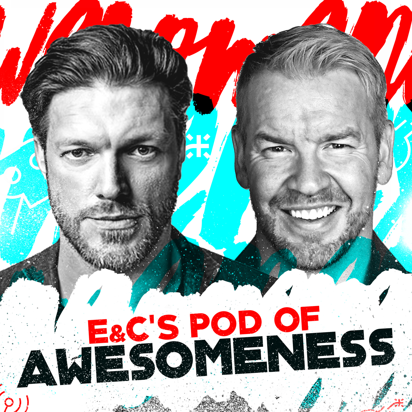 Image result for Edge and Christian's Pod of Awesomeness