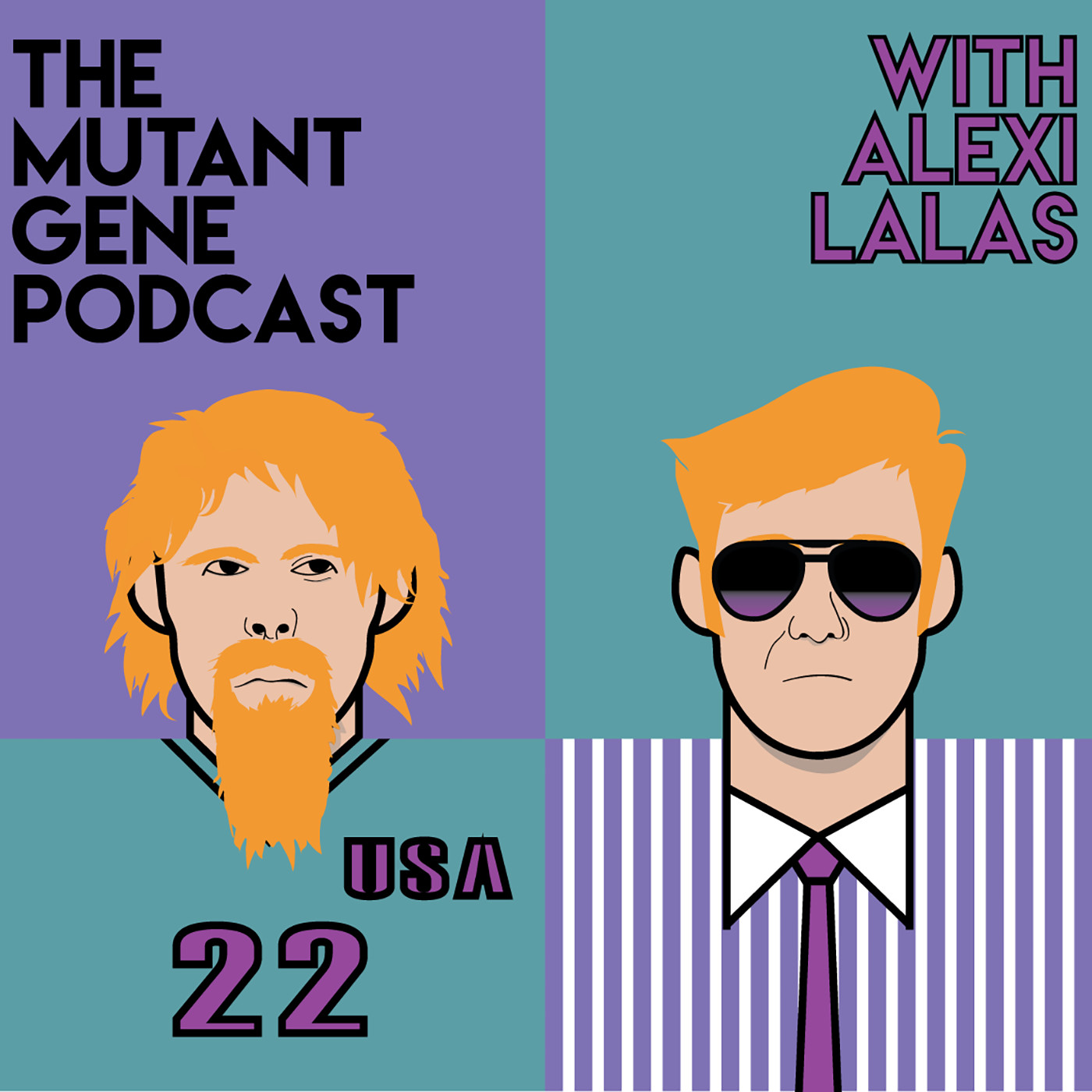 The Mutant Gene Podcast with Alexi Lalas